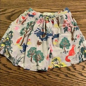 MiniBoden 4-5y skirt